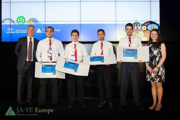Españoles-premio