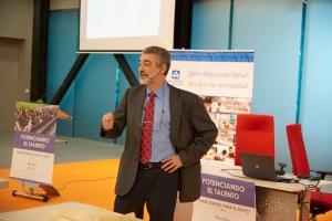 Juan José Arias, ponente de ArcelorMittal 2