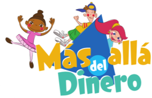 Logo MÁS ALLÁ DEL DINERO