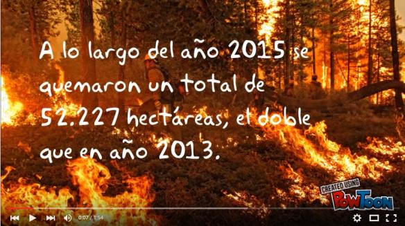 imagen video stop the fire